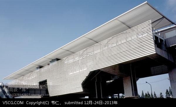 建筑外立面设计与遮阳的结合-建筑设计