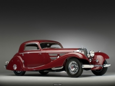 Mercedes-Benz 540K Special Coupe ​​​ ​​​​