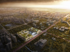 Chengdu High-tech Culture Center / Tianhua