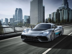 Mercedes-AMG Project ONE ​​​​