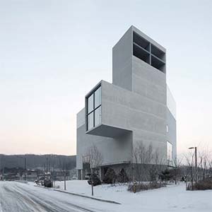 RW Concrete Church / NAMELESS Architecture